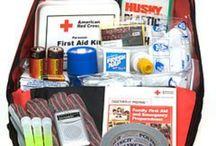 First Aid/Emergency Preparedness / by Heidi Benson