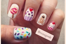 Wonderful NailArt / by Schnuet