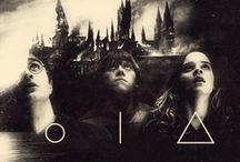 Harry Potter / by Rachel Forsyth