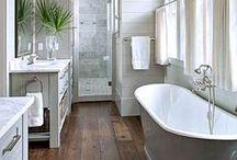 bathroom design / by Angela Birum