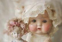Vintage dolls / by Dreamer