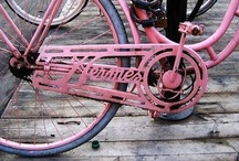 BICYCLE  / by Nathalie Tisserand