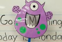 Monster Themed Classroom / by Sarah Hodges