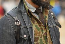 Men's fashion  / by Dominique Finkley