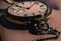 Tattoos | Time / by misanthrope