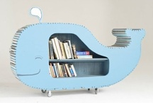 Creative Bookcases / by Milwaukee Public Library