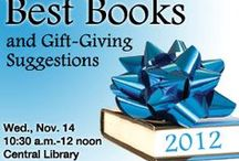 Great Books=Great Gifts 2012 / These great books are great gifts for any occasion! / by Milwaukee Public Library