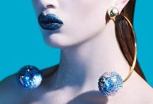 EARRINGS - crazy EARPIECES / of course, UNUSUAL ones ! ;-) / by Marianne Gassier