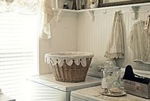 Wash and Dry / Laundry room ideas / by Diane Duda