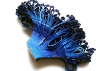 """Got the BLUES !! jewelry / on my blog, a """"special BLUE"""" post !! have a look !! http://bijoucontemporain.unblog.fr/2011/10/28/ / by Marianne Gassier"""