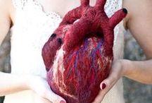 ♥   heart  ♥  Jewelry / by Marianne Gassier