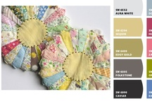 Chip it! / Color inspiration / chipping  + pinning = where'd the day go? / by Diane Duda
