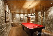Basement Ideas / by Drummond House Plans
