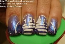 Disney Inspired Nails / by Ana Parada