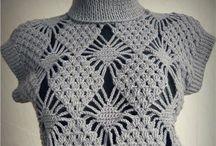 Crochet Clothing  / by Aida's Bazaar