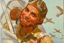 WWII Posters / WWII Posters / by Bryant Walker