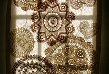 Vintage Doilies, Lace, & Handkerchiefs / by Julie Harnisch