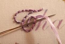 Embroidery & Cross Stitch / by Julie Harnisch