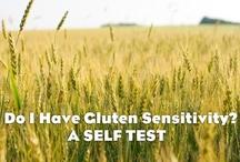 Gluten Sensitivity Spectrum / by Julie Harnisch