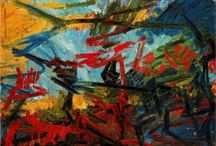 Frank Auerbach / by Mishka