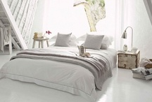 Bedroom Fit For A Queen  / Ideas and inspiration for my  bedroom, my sanctuary.  / by Lena Malope
