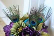 Peacock Wedding / by Rachel Brandon