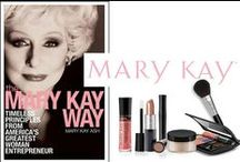 My Passion/Mary Kay/My Business / I enjoy my busniess and all the Blessings it has given women!     www.marykay.com/mkelso2 / by Michele Kelso