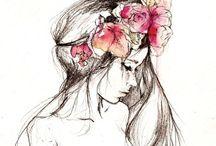 Inspiration and creativity! / by Sarah Abbott