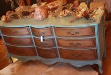 Dressers/Buffets / by Hautewood Atelier Furnishings