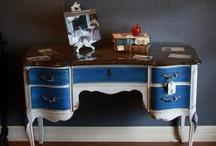 Desks and Vanities / by Hautewood Atelier Furnishings