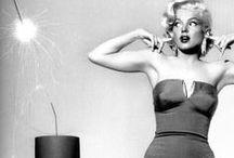Marilyn Monroe. -xoxoxo / Miss Norma Jeane Mortenson, better known as Marilyn Monroe. / by Marilynn Monroe