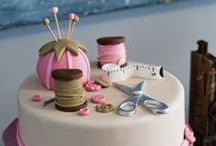 Cakes and Cake Decorating / by Andrea Lysandrou