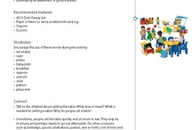 Preschool Activity Sheets / by LEGO Education North America