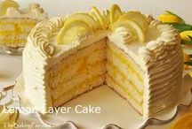 Sweet cravings / by Irena Chrzanowska