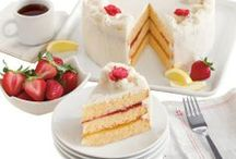 *** The Bake Shop *** / Dessert Board! Pin Anything Related to Desserts & Baking!  No pin limit! So pin away! Contributors: Invite your friends! Want to be invited to this board? Go here: http://www.pinterest.com/SheriJaus/add-me-as-a-contributor/ / by Sheri Jaus