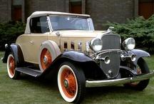 Automotive Art / Vintage Automobiles particularly pre 1950 / by Kay Peebles