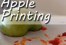 Fall Activities for Kids / Fall themed crafts, art, sensory and other activities for kids of all ages. / by Simple Fun for Kids