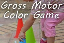 Gross Motor Activities / by Simple Fun for Kids
