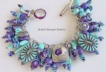 Jewelry / Inspiration, making jewelry, methods / by Becky Aduddell