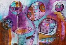 Art journal & MM Inspiration / by Isabelle Naud