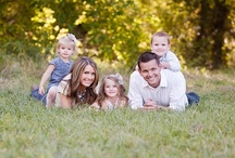 Family Pictures/ Family Photography / Posing, arrangement, color coordination, etc. / by Jeannine Mantooth