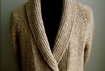 Knitting - Coats & Sweaters / by Lynette Russell