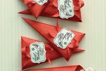 Christmas: Presentation / Pretty and/or super cute gift decorations and presentations / by Auntie Stacey