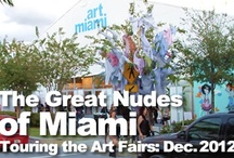 TheGreatNude FALL 2012 / Here's a selection of articles and videos from my magazine TheGreatNude.tv.  / by Jeffrey Wiener