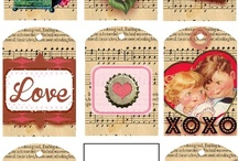 *+* FREE Holiday PRINTABLES *+* / by VintageGal