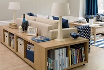DIY: Furniture / Ideas for hacking our furniture to suit our tastes, our lifestyle and our home space. / by Auntie Stacey