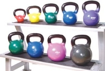 Body: Kettlebells / by Auntie Stacey