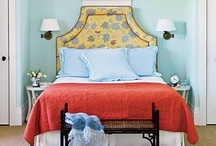 Head Over Heels for Headboards / by Coastal Living