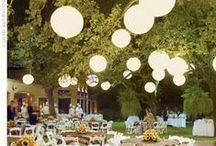 Rustic Wedding / #Rustic, #outdoor, #natural #wedding ideas / by Tara Miller