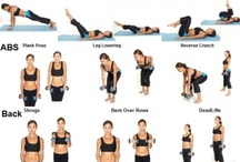Body: Infograph Workouts / by Auntie Stacey